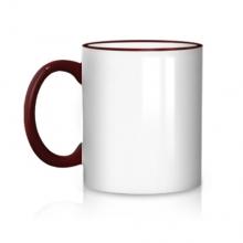 Терракотовая чашка