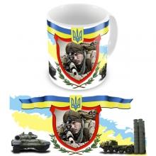Макет чашки