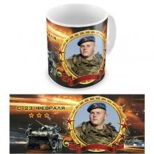 Макеты чашек на День защитника Украины