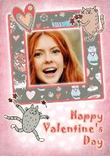 Макеты футболок на День Влюбленных