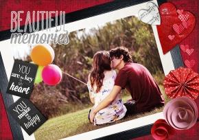 Пазлы на День Святого Валентина